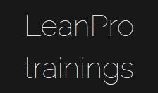 LeanPro Trainings